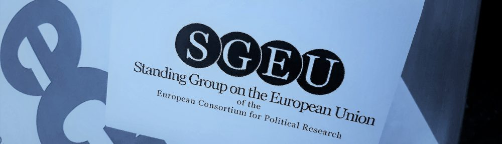 THE STANDING GROUP ON THE EUROPEAN UNION